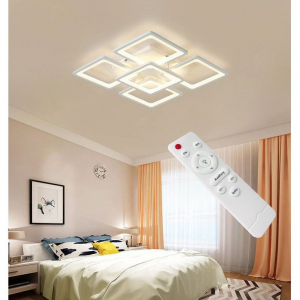 Lustra LED Square Design SLC Patrata [1]